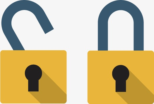 526x354 Vector Lock, Lock, Flat, Vector Png And Vector For Free Download