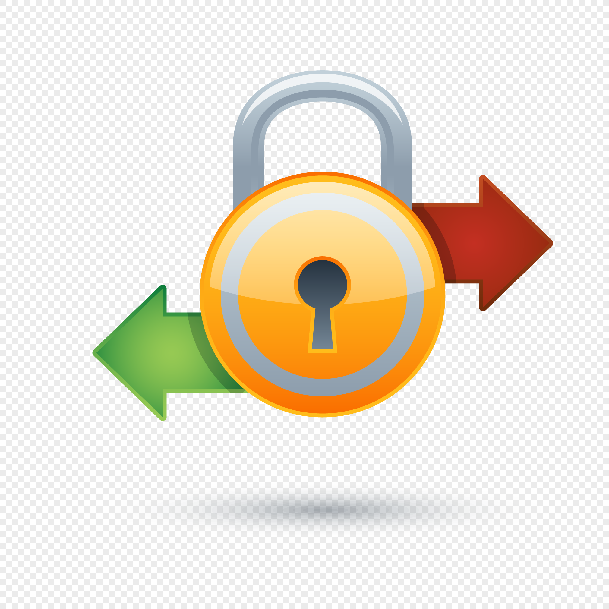 2020x2020 Network Security Lock Vector Icon Png Image Picture Free Download