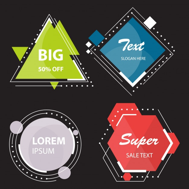 626x626 Logo Banner Vectors, Photos And Psd Files Free Download