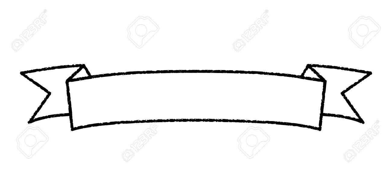 1300x649 94726423 Single Blank Vintage Ribbon Banner Vector Logo Design