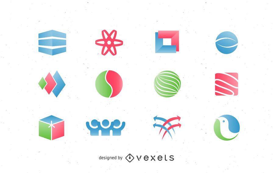 896x570 Pack Logo Elements