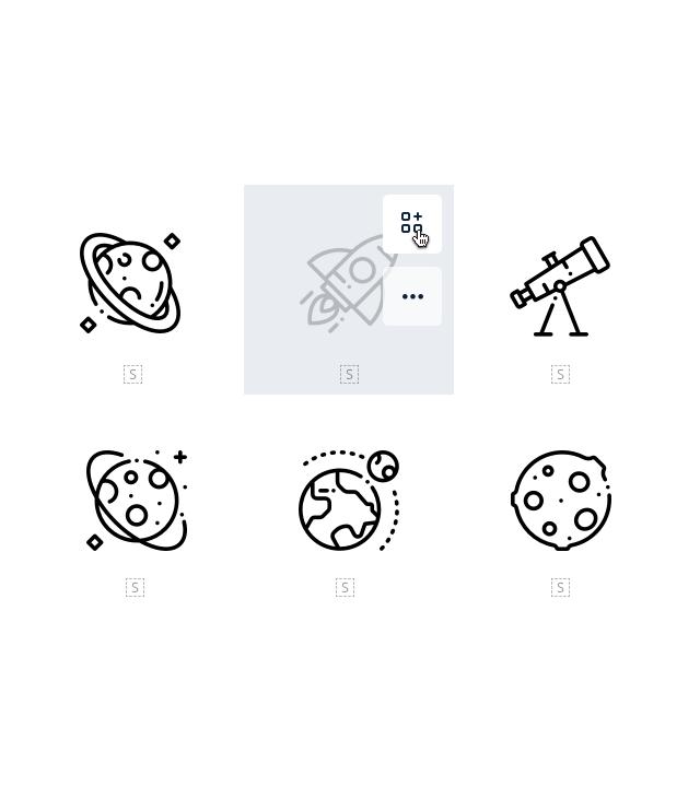 640x720 Free Vector Icons