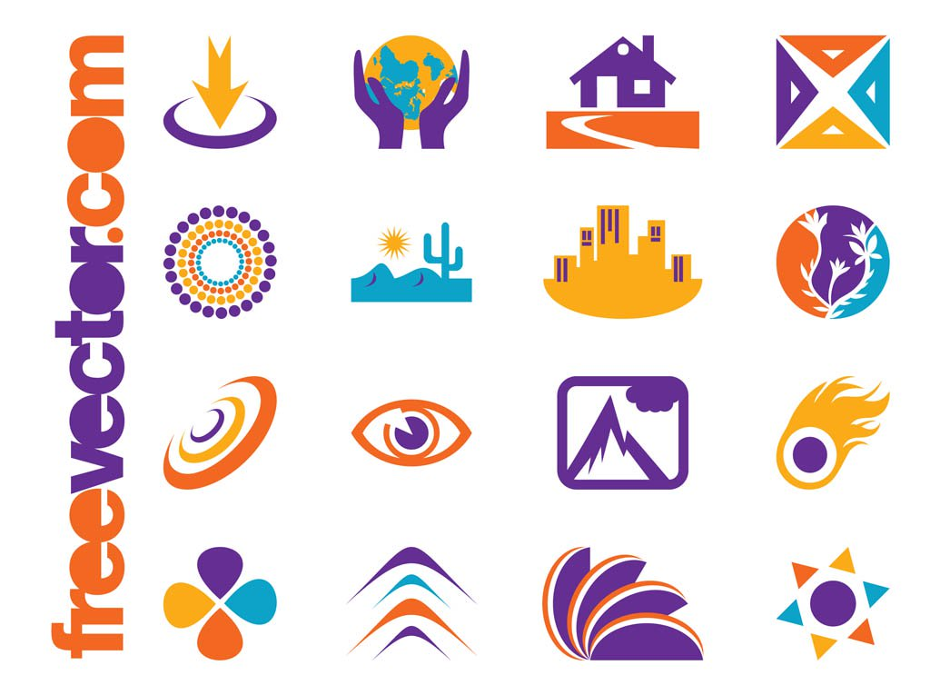1024x765 Icons And Logo Templates Vector Art Amp Graphics