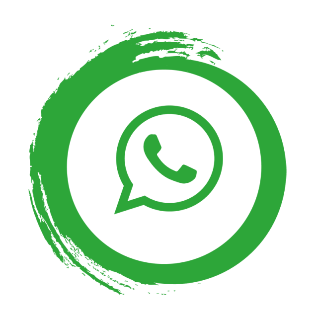 640x640 Whatsapp Icon Logo, Social, Media, Icon Png And Vector For Free