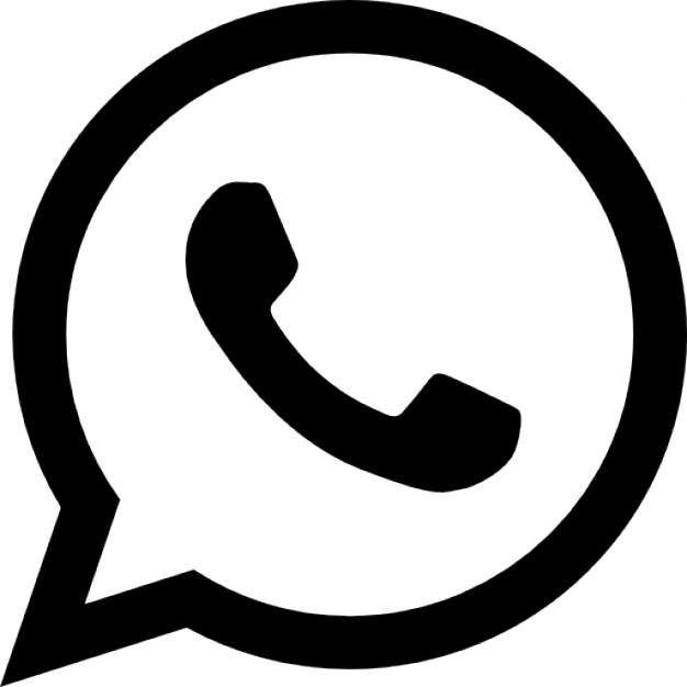 626x626 Whatsapp Logo Icons Free Download