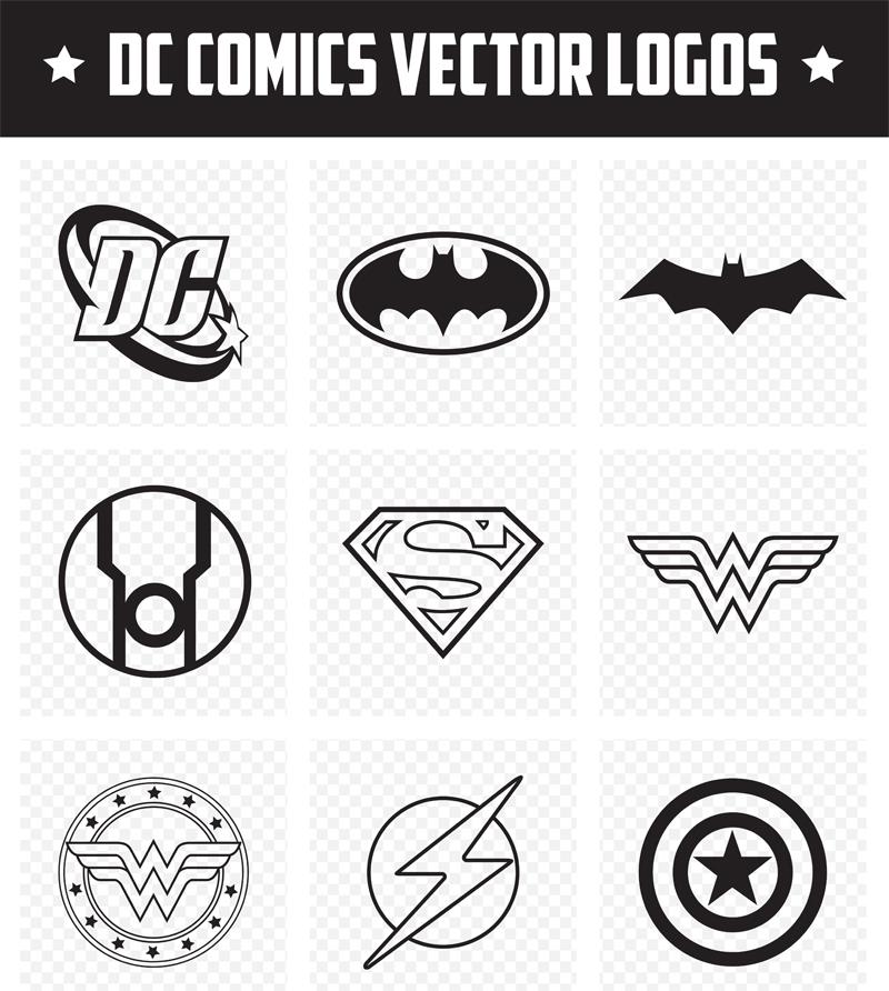 800x892 Free Dc Comics Vector Logo Icons Psdblast