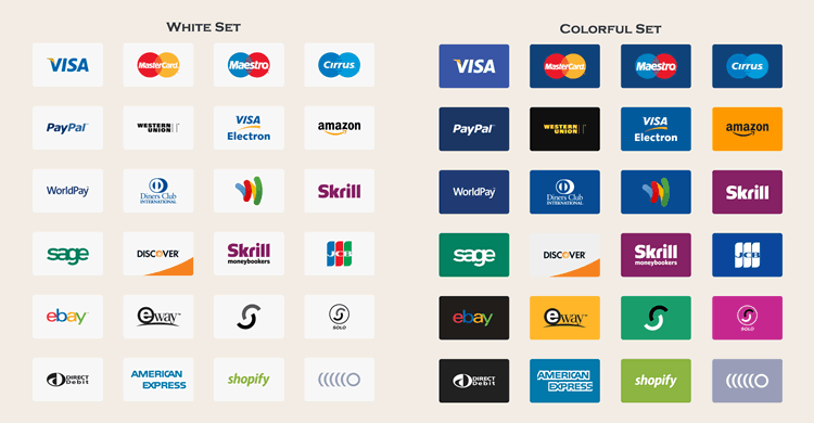 750x390 20 Free Payment Method Amp Credit Card Icon Sets