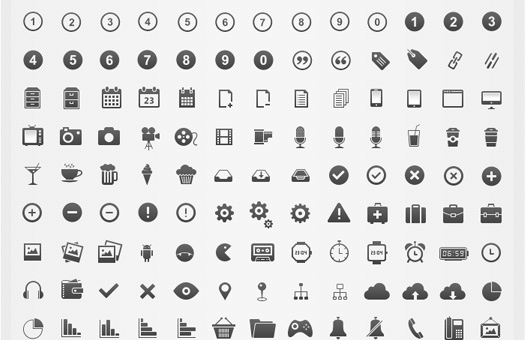 525x340 20 Free Sets Of Minimally Designed Icons For Your Next Project
