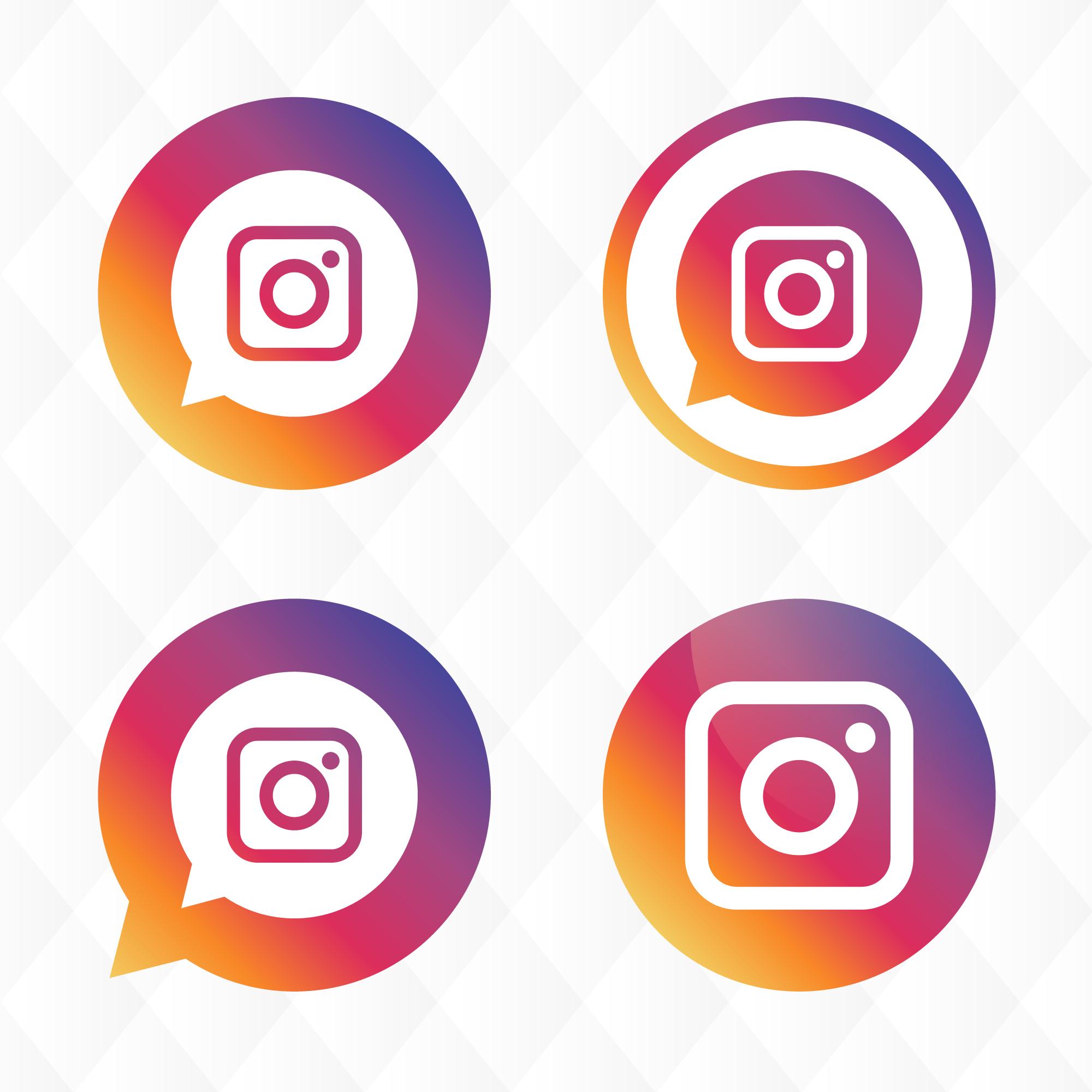 2000x2000 Instagram Free Vector Art