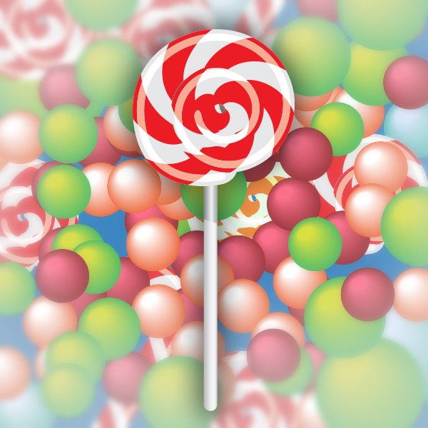 600x600 Sweet And Sassy How To Create Your Own Lollipop Vector