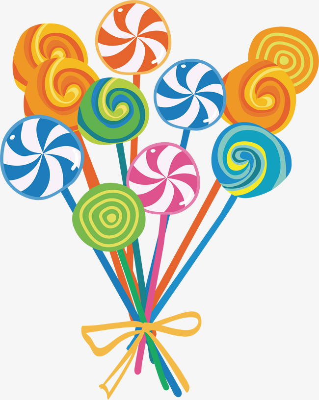 650x816 Vector Lollipop, Vector, Lollipop, Color Png And Vector For Free
