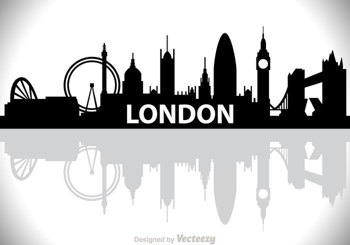 700x490 London Free Vector Art