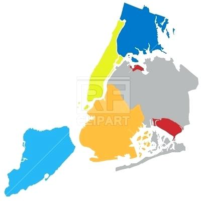 400x400 Maps New York Borough Map Of Long Island And Boroughs. New York