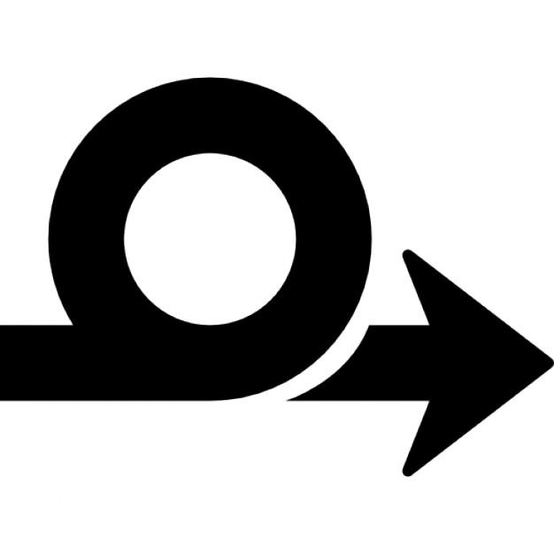 626x626 Arrow Loop Symbol Icons Free Download