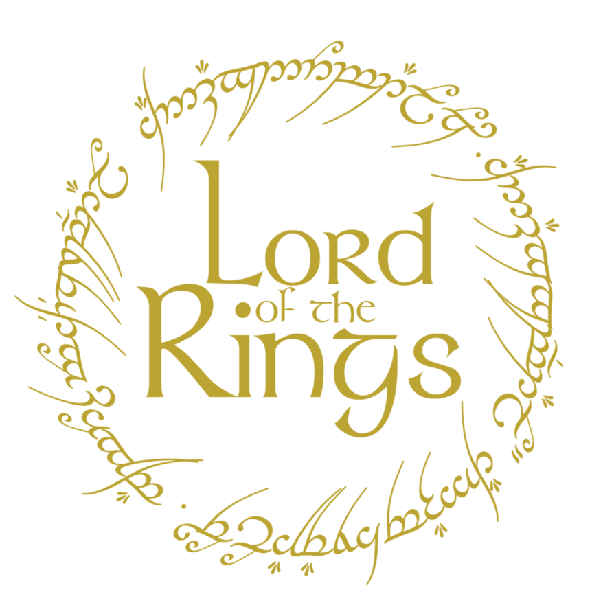 Lord Of The Rings Vector Art