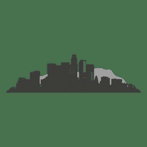 Los Angeles Vector
