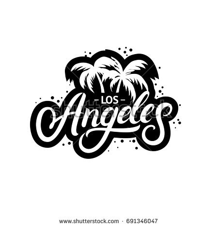 Los Angeles Vector at GetDrawings com | Free for personal