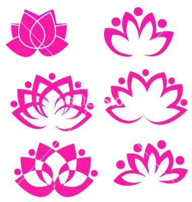 Lotus Flower Vector Free