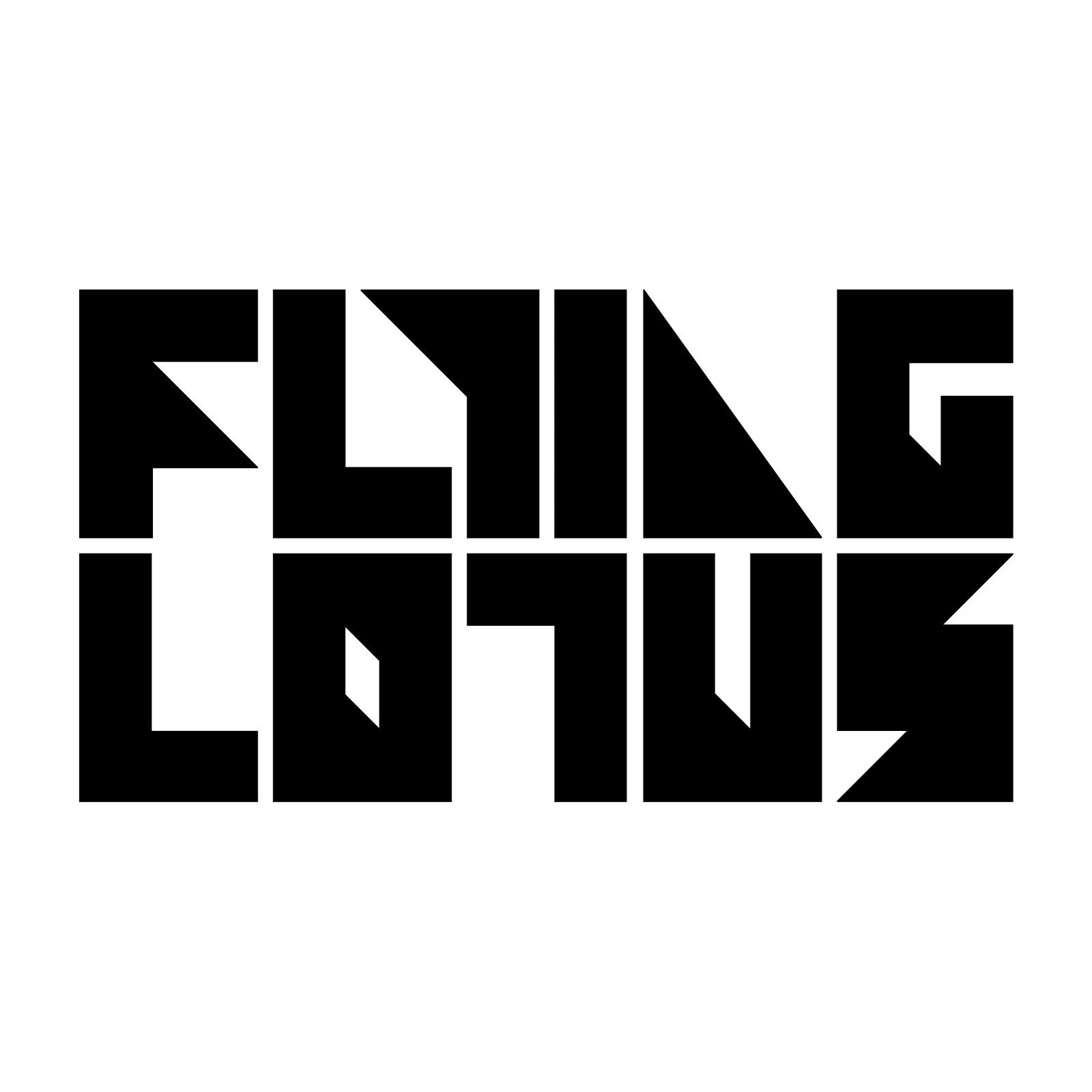 1600x1600 Vector Logos Of Electronic Music Flying Lotus