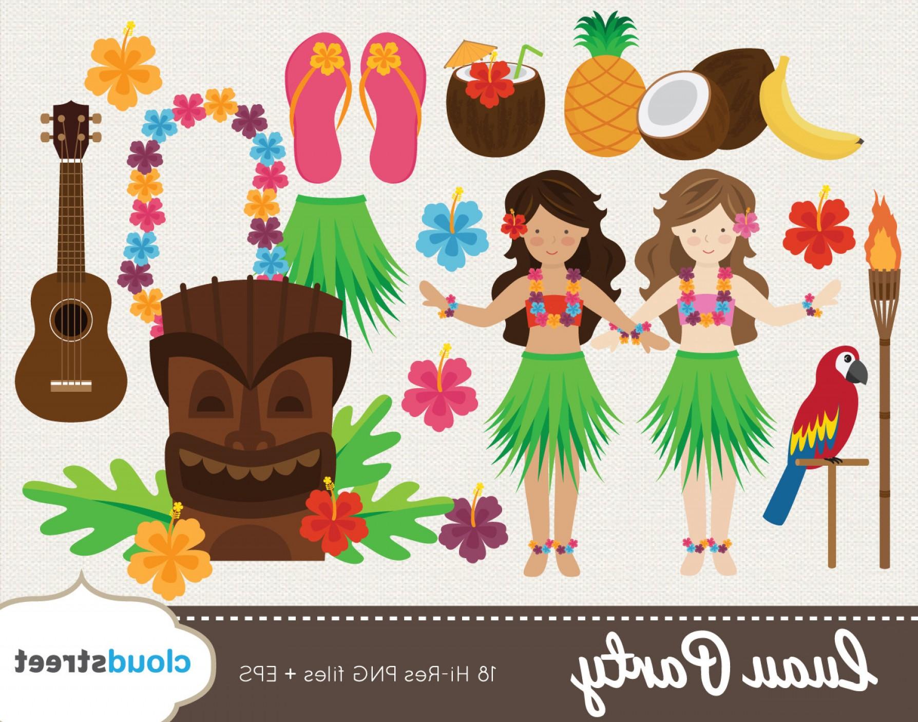1788x1406 Buy Get Free Vector Hawaiian Luau Shopatcloth