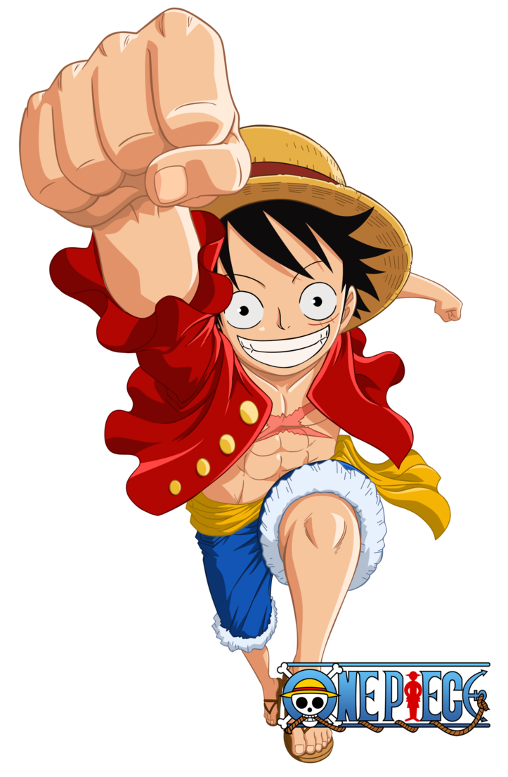 Luffy Vector