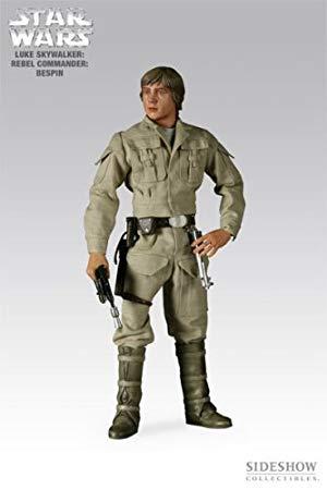 300x450 Star Wars Luke Skywalker Level Commander Vector Spin (Japan Import