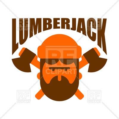400x400 Lumberjack Emblem