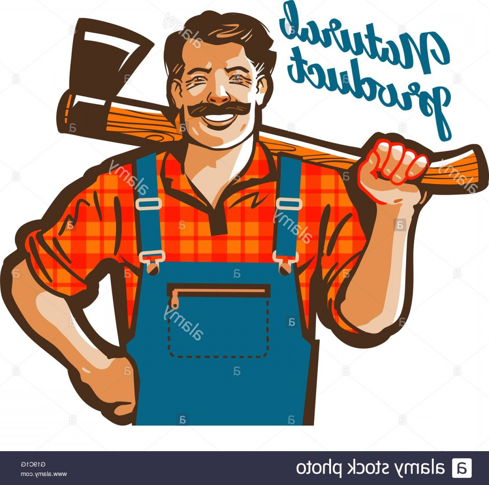 1560x1548 Stock Photo Funny Cartoon Carpenter Or Lumberjack Vector