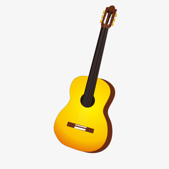 650x651 Classical Musical Instruments Lute Yellow, Classical, Yellow