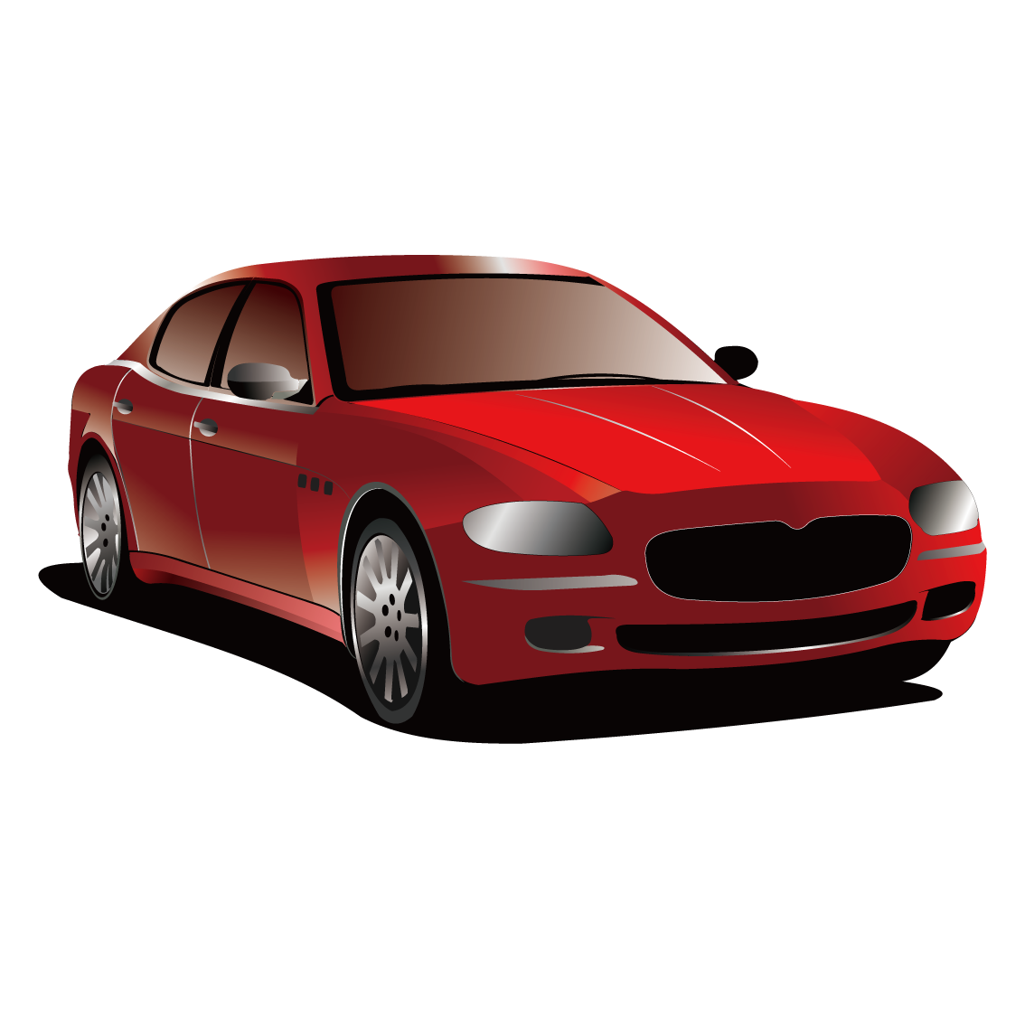 Luxury Car Vector At Getdrawings Com Free For Personal Use Luxury