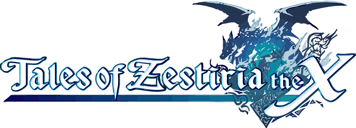 1489x536 Tales Of Zestiria The X Logo Vector By Fukuyaharo