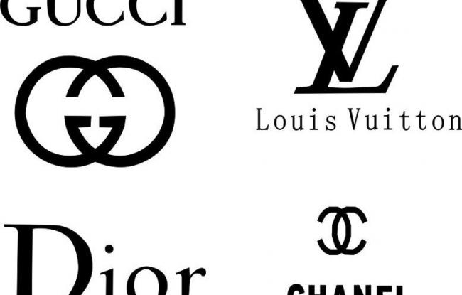 650x415 Gucci Lv Dior Chanel Clothing Brand Logo Picture Free Download