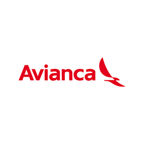 280x280 Avianca Logo Vector Free Download