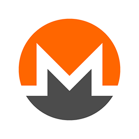 280x280 Monero Logo Vector Free Download