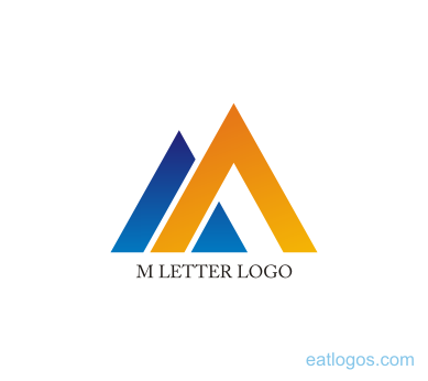 389x346 Vector Alphabet M Logo Idea Download Vector Logos Free Download