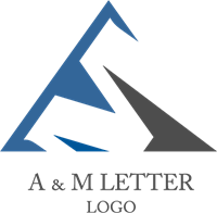 200x196 M Letter Logo Vector (.ai) Free Download