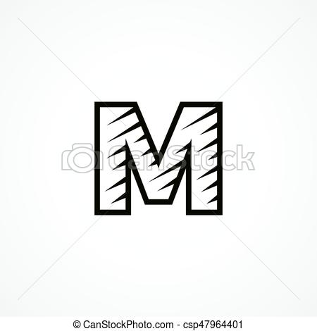 450x470 Letter M Logo Icon Design Template Elements. Letter M Vector Logo