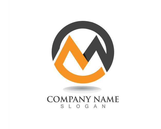 626x500 M Letter Logo Business Template Vector Icon Descargar Vectores