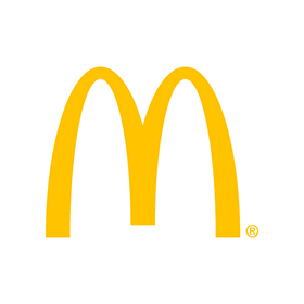 280x280 Mcdonalds Logo Vector Free Download