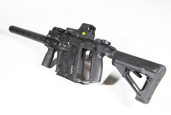 650x437 Kriss Vector M4 Stock Adapter