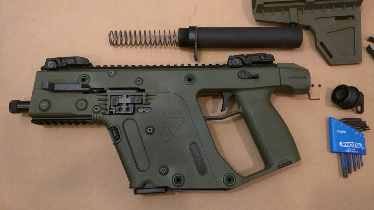1280x720 Kriss Vector Gen 2 M4 Adapter Hack