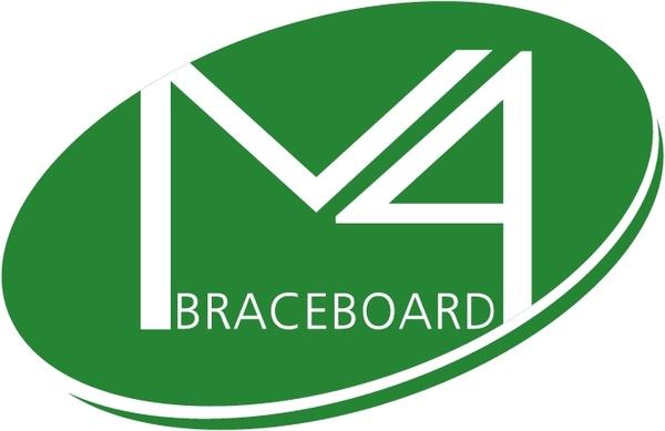 600x389 M4 Braceboard Free Vector In Encapsulated Postscript Eps ( .eps