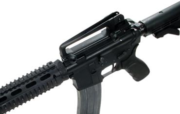 370x235 Vector Optics Ar15 M4 Carry Handle Scope Mount With Waver Base