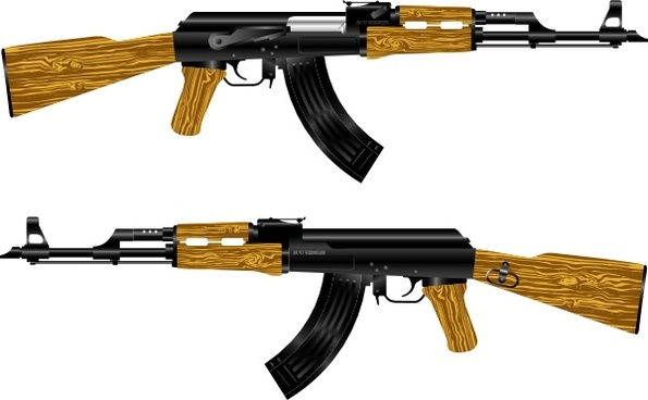 595x368 Vector Images Of M4 Rifle Free Vector Download (31 Free Vector