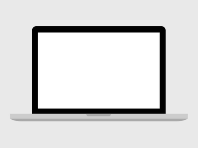 400x300 Flat Apple Macbook Pro Free Psd Free Psd,vector,icons
