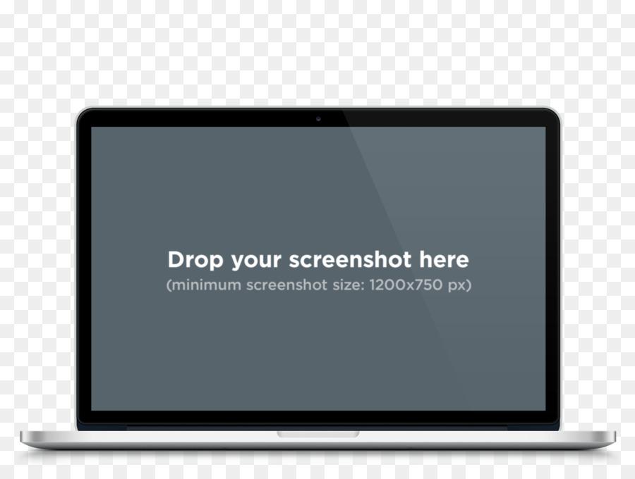 900x680 Laptop Macbook Pro Mockup Responsive Web Design