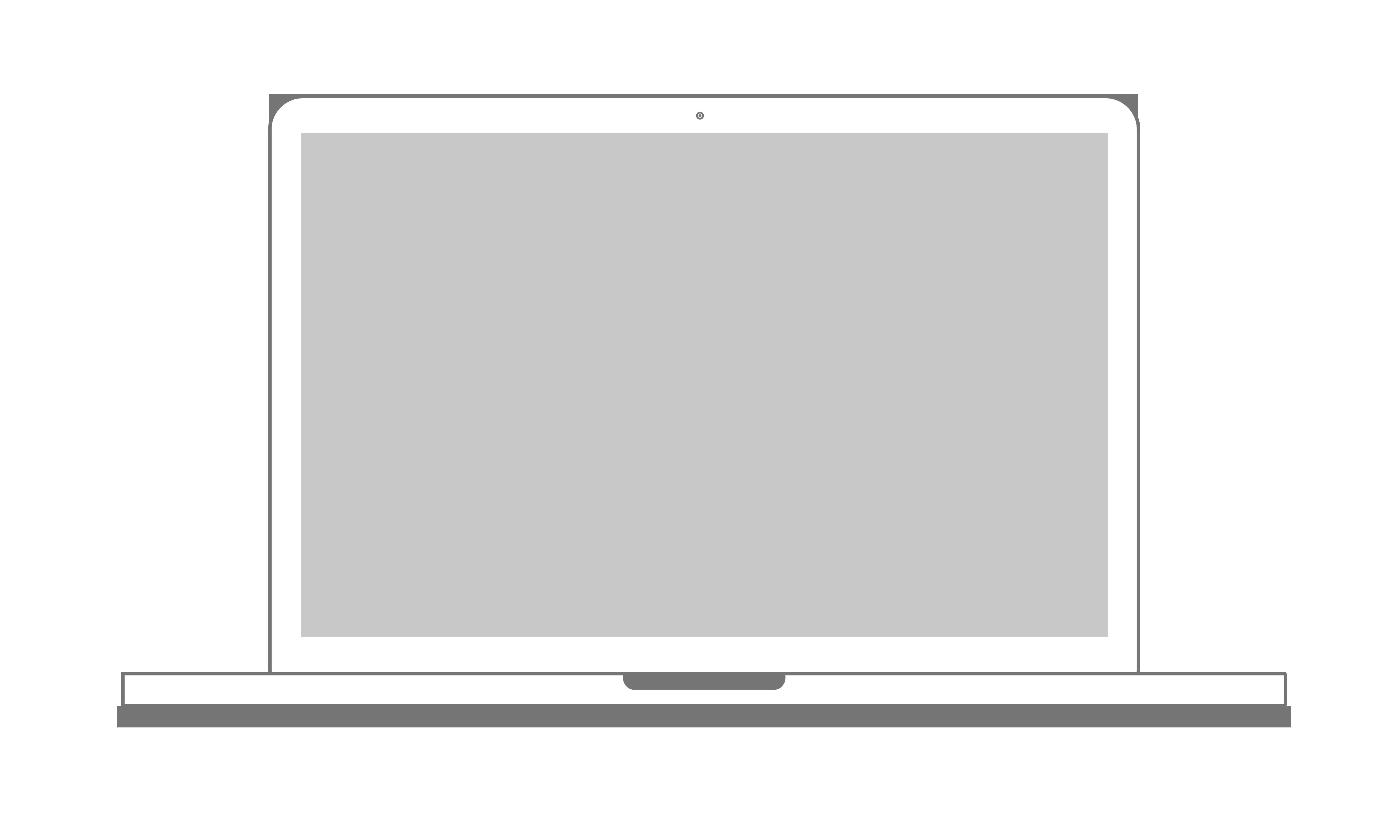 5000x3000 19 Macbook Vector Huge Freebie! Download For Powerpoint