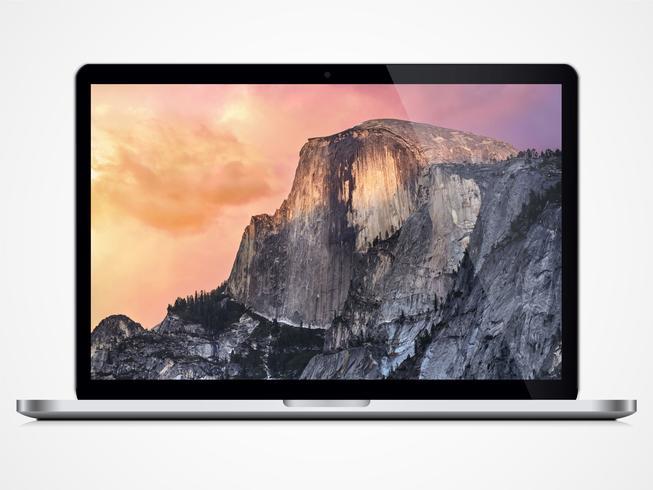 653x490 Macbook Pro Vector