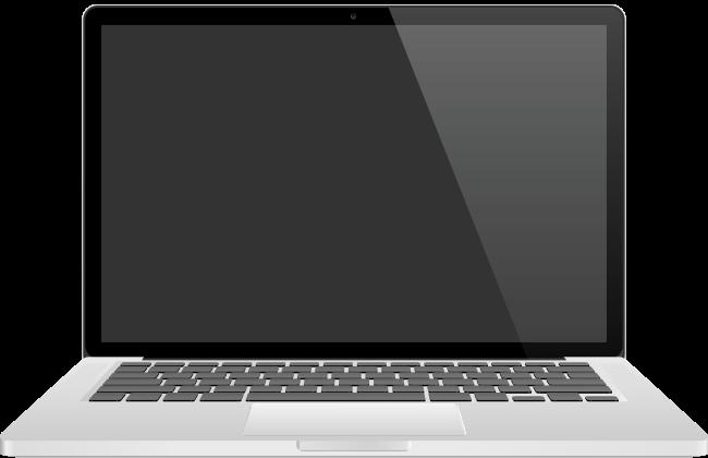 650x420 Macbook Pro Vector Icon Svg(Vector)public Domain Icon Park