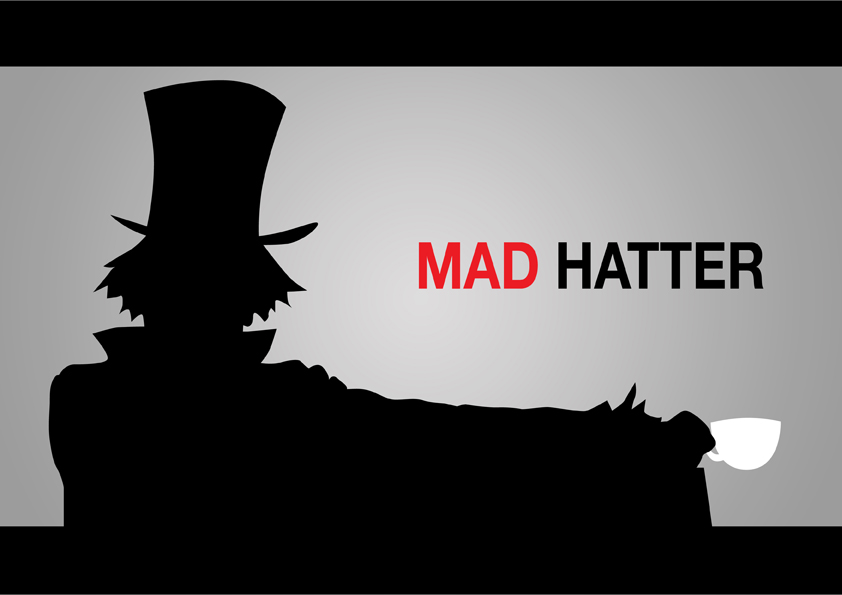 842x595 Mad Hatter By Mattcantdraw